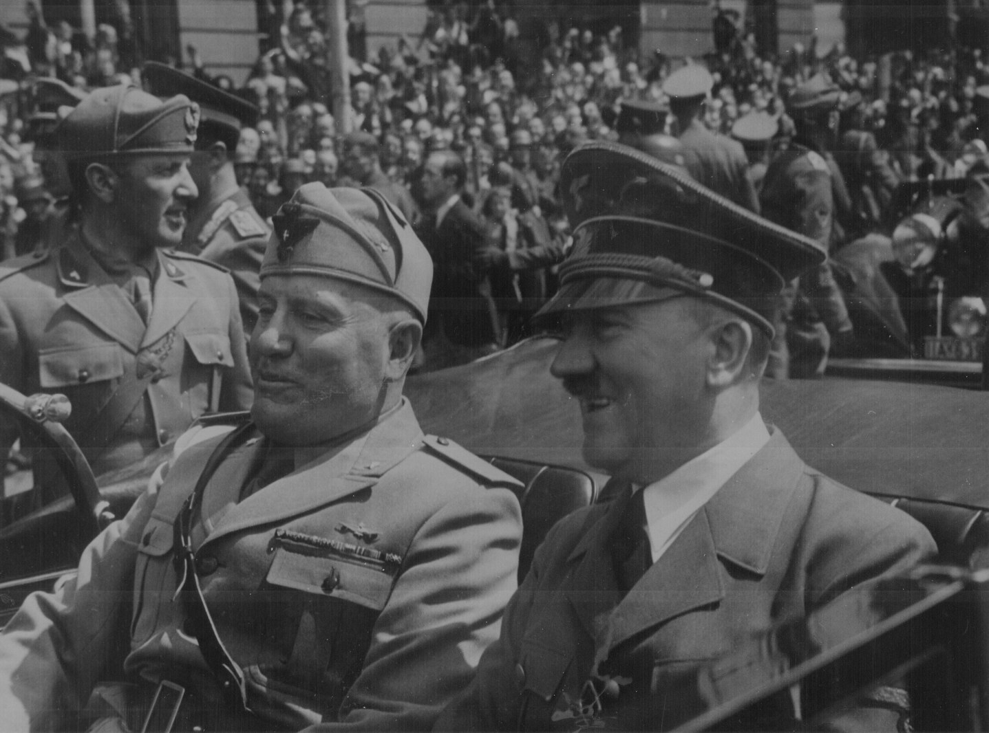adolf hitler and his anti semitism campaign during world war ii Whether his anti-semitism was influenced of adolf hitler's father, alois, was adolf's nephew the story about hitler's last days during world war ii.